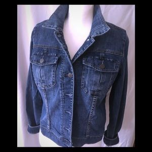 ✂️KUT FROM THE KLOTH✂️ Jean Jacket Size L